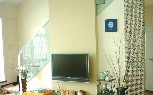 客厅电视背景墙装修效果图