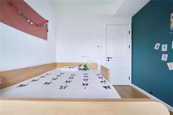 89㎡北欧风格小三房装修设计