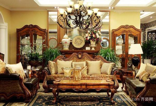 室内设计欧式风格的优势