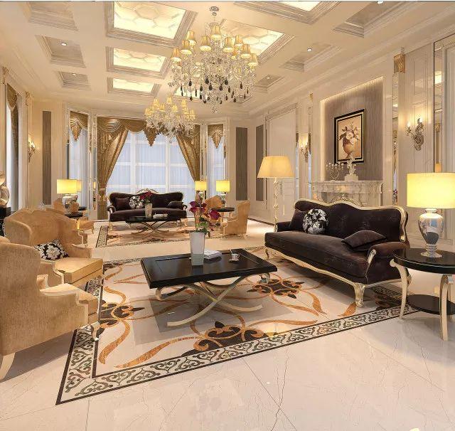 110平米简欧风格家具设计