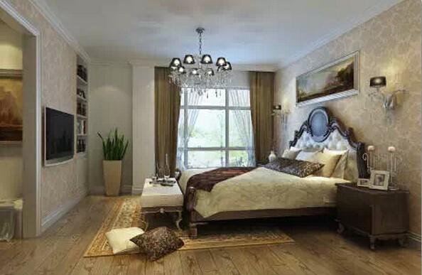 110平米简欧风格地板设计