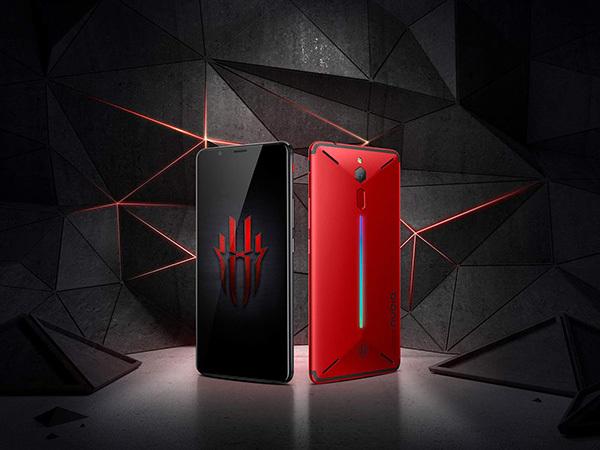 努比亚红魔电竞手机评测
