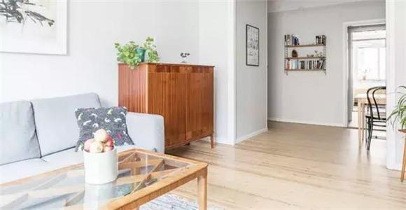 单身公寓功能区域划分