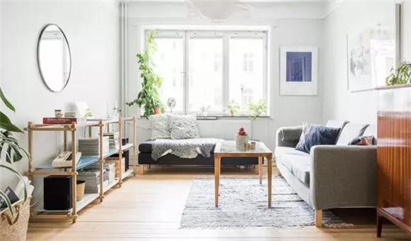 单身公寓装修风格设计