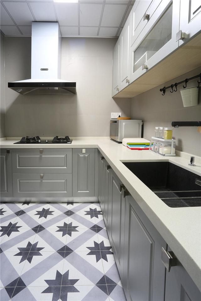 小户型北欧风格厨房装饰