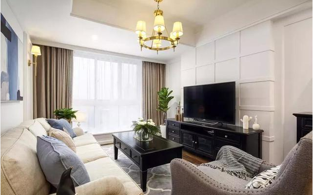 客厅具有一宅之主的地位