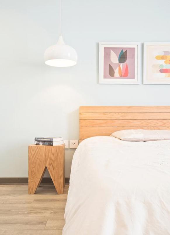 loft公寓卧室装修