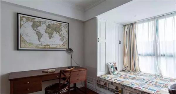 四居室装修效果图