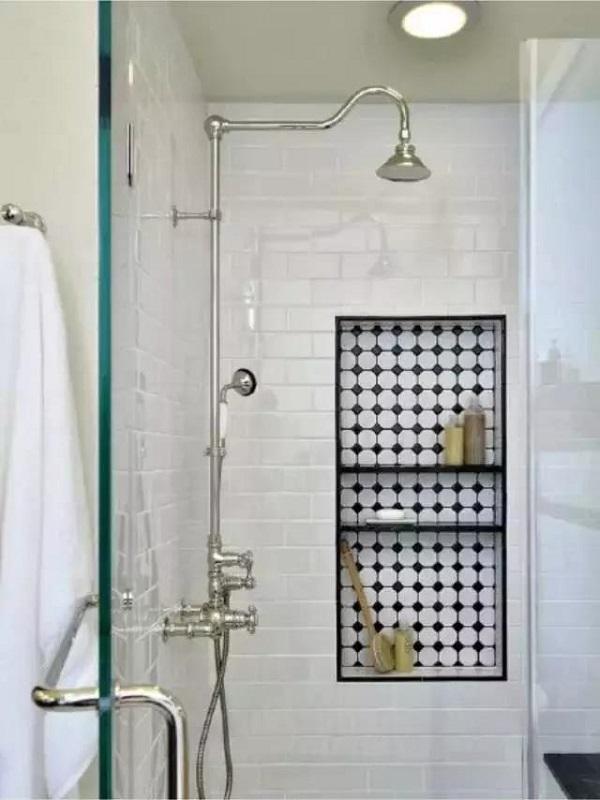 卫生间壁龛装修效果图
