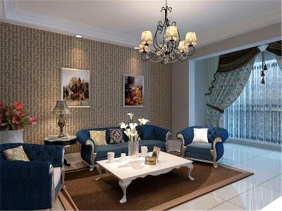 沙发背景墙4种创意装修形式