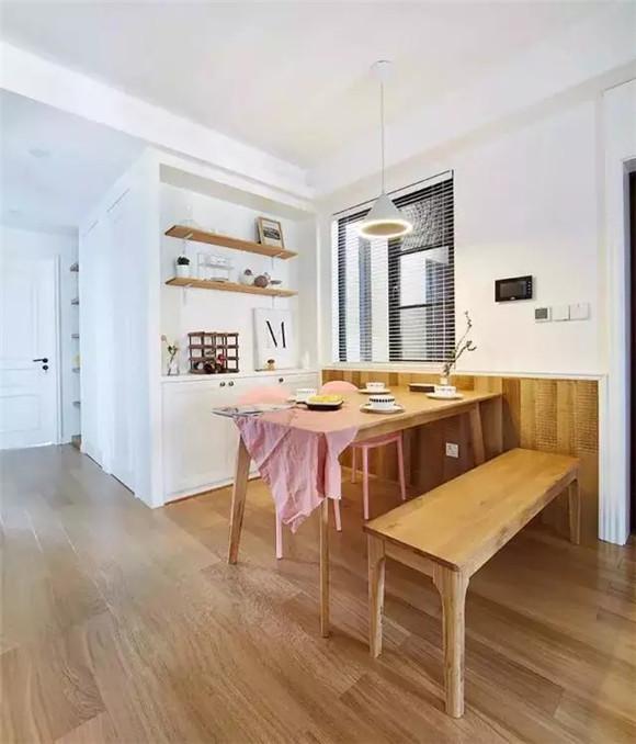 厨房与卫生间色彩搭配