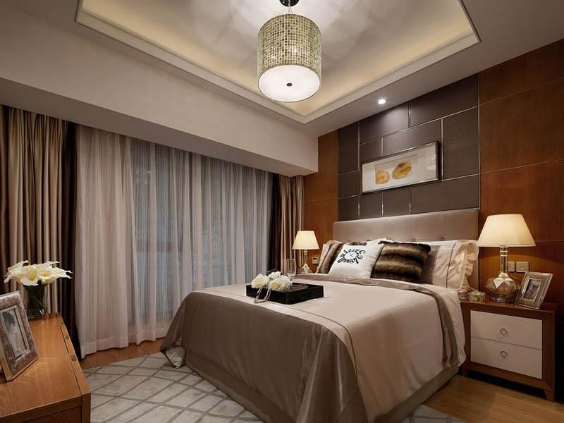 温馨甜蜜的卧室