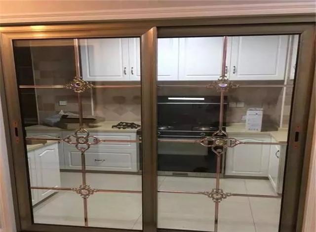硬装装修的厨房