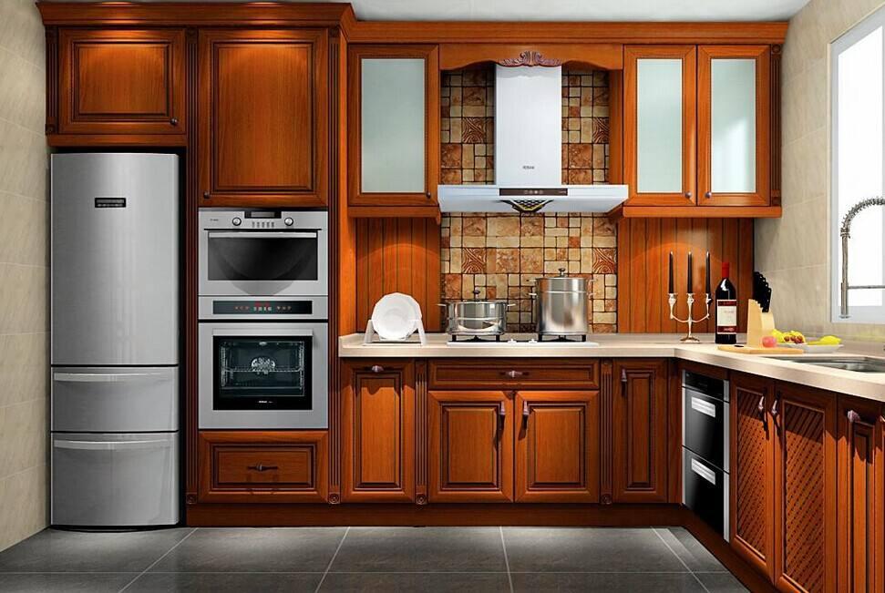 小户型整体厨房高档装修费用