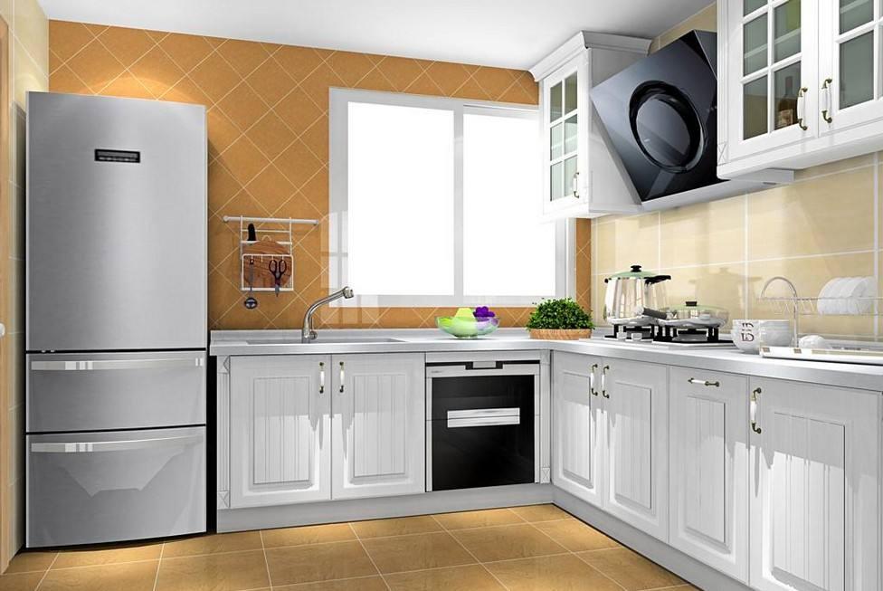 小户型整体厨房中档装修费用