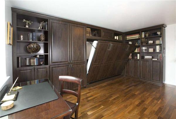 大户多功能书房装修效果