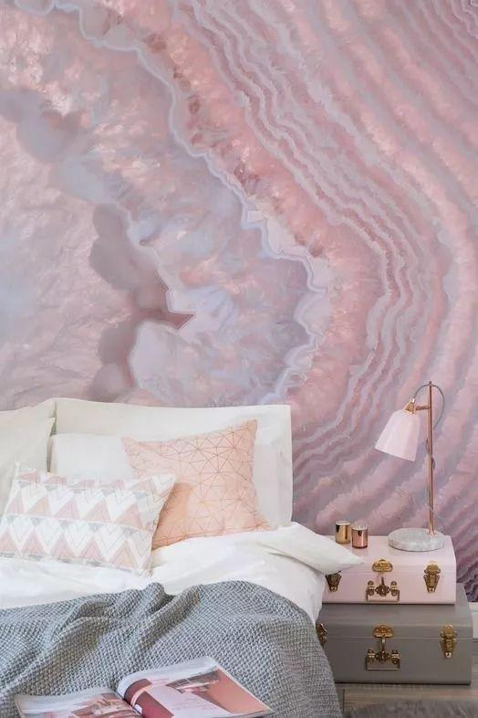 粉色系少女房间装修 粉色系少女房间装修效果图