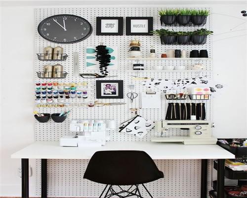 墙面收纳创意设计效果图12