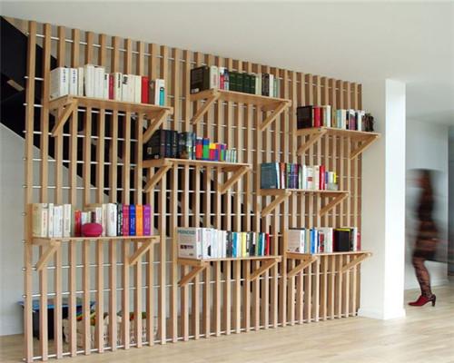 墙面收纳创意设计效果图13