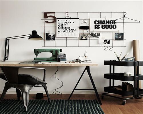 墙面收纳创意设计效果图14