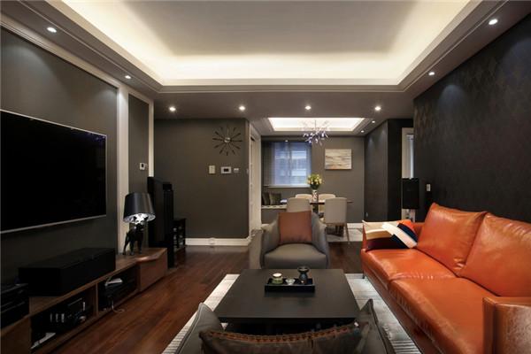 客厅整体布局设计