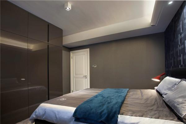 卧室整体效果