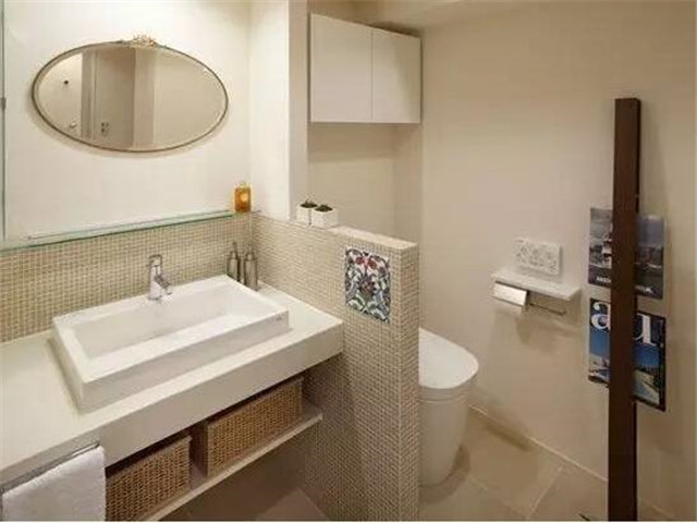 小户型卫生间如何装修设计?