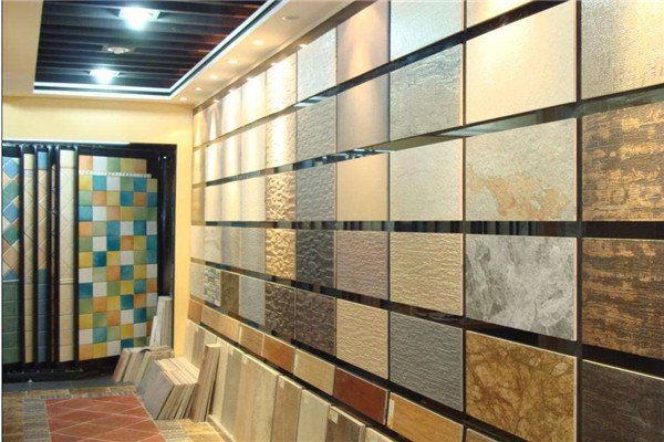 瓷砖选购细看外观