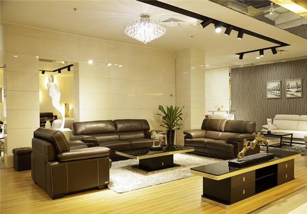 逛家具建材市场