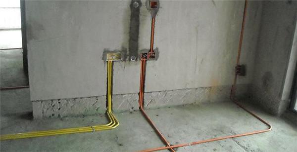 二手房电路改造施工