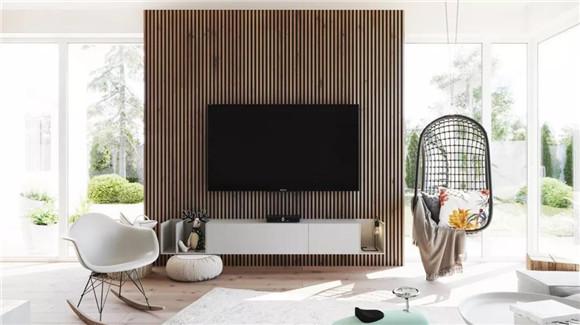 57平米小户型客厅装修效果图