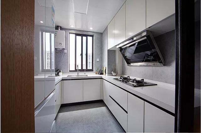 120㎡北欧风格厨房装修