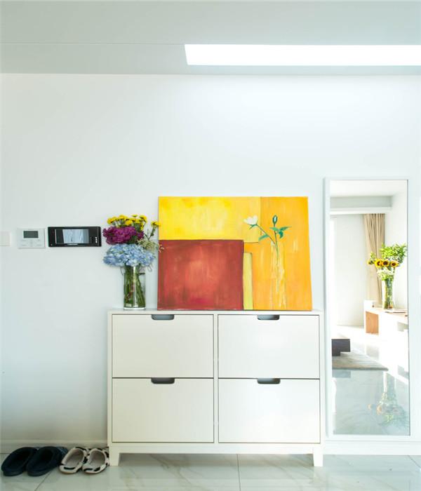 108平方2室现代简约风装修图