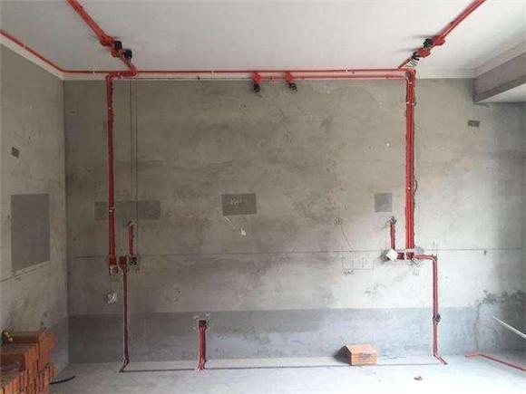 毛坯房自己装修水电改造