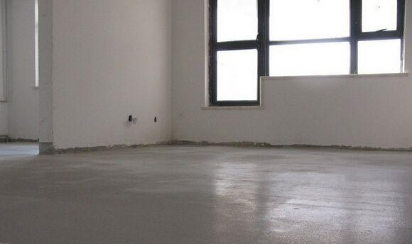 毛坯房自己装修地面与墙面