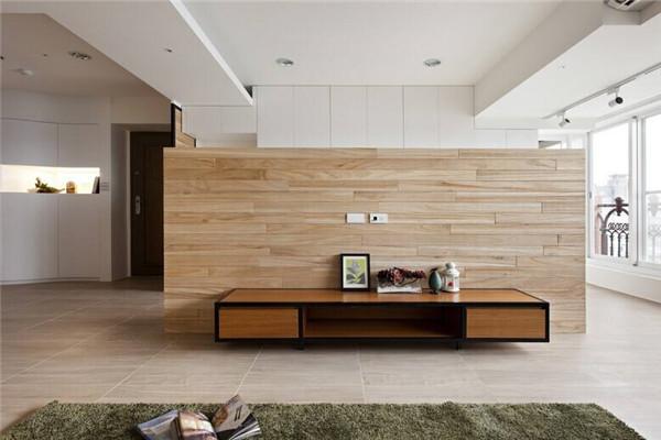 木纹砖色彩搭配基本原则