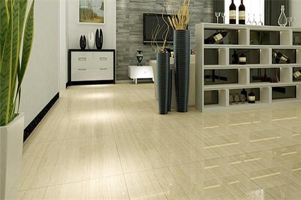 现代风格搭配深色木纹砖
