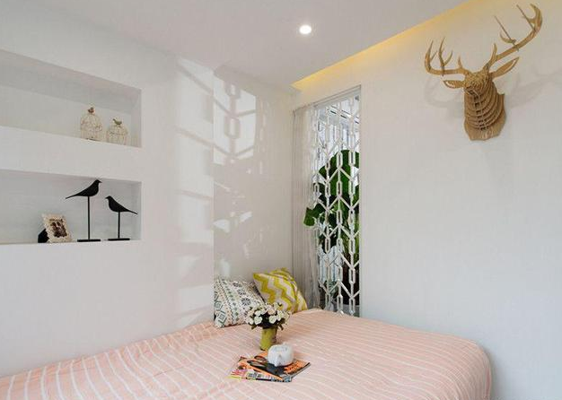 50平小户型卧室装饰