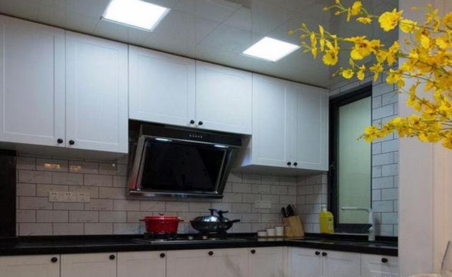 50平小户型厨房装修