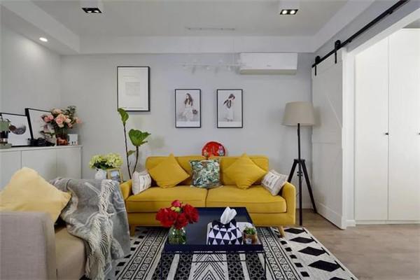 二居室小户型装修