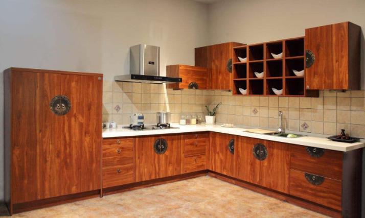 房屋装修橱柜选购
