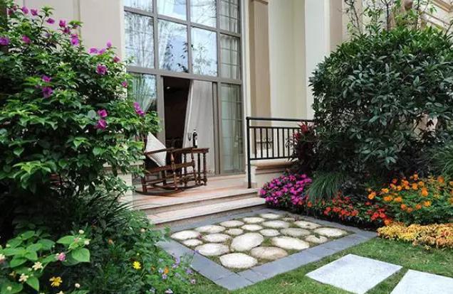 入户花园应该怎么用