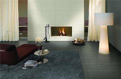 客厅瓷砖铺贴效果