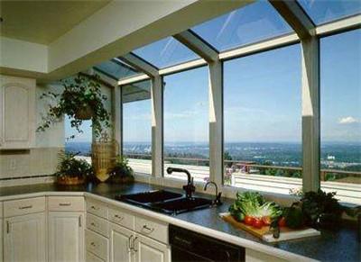 封闭阳台装修成厨房