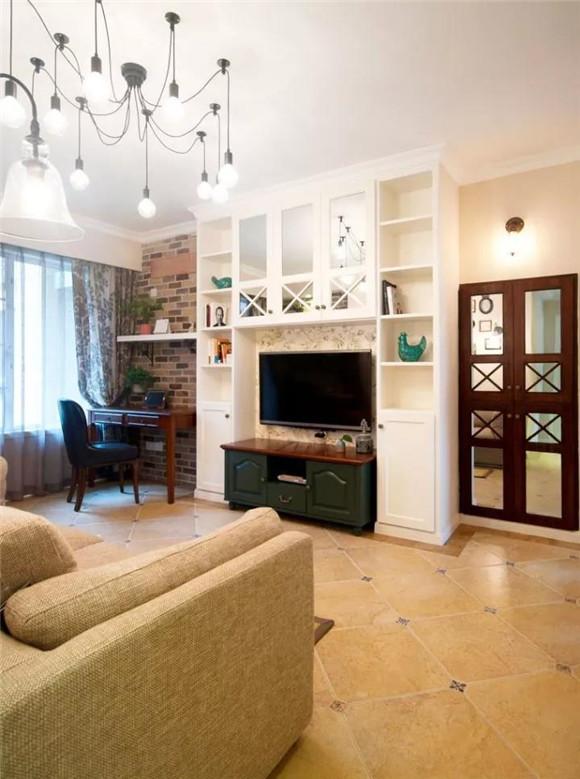 90平米小户型客厅装修