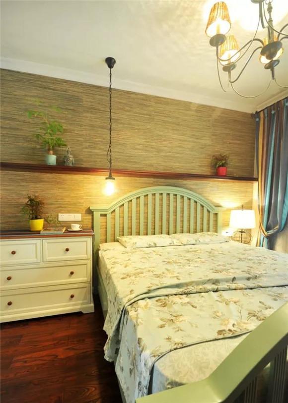 90平米小户型卧室装修