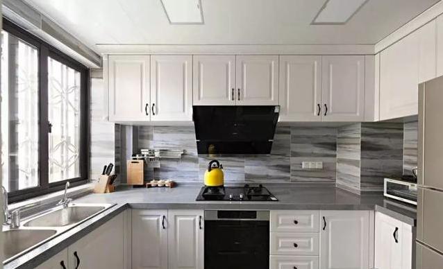 145㎡美式厨房装修
