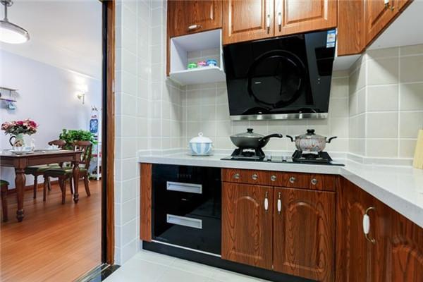 厨房家装效果图