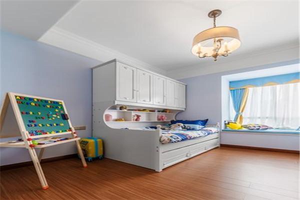 儿童房家装效果图