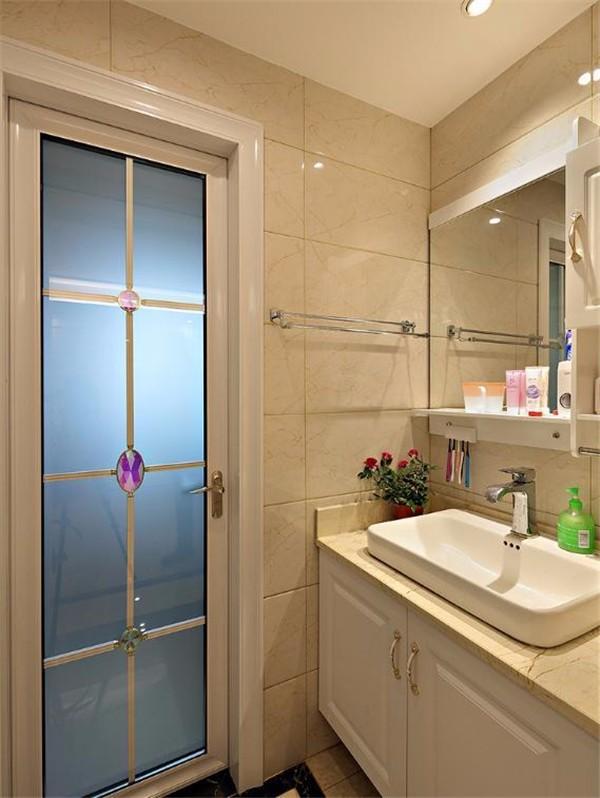 160平米四室两厅装修案例 简欧风精致浪漫